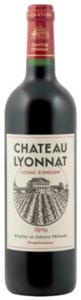 Château Lyonnat Emotion 2008, Ac Lussac Saint émilion Bottle
