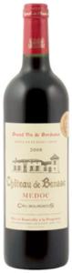 Château De Bensse 2008, Ac Médoc Bottle