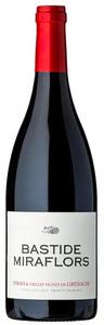 Bastide Miraflors Vieilles Vignes Syrah/Grenache 2011, Igp Côtes Catalanes Bottle