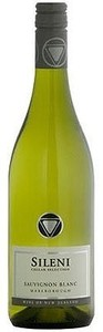 Sileni Cellar Selection Sauvignon Blanc 2012, Marlborough, South Island, New Zealand Bottle