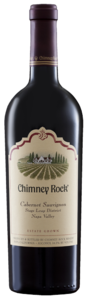 Chimney Rock Cabernet Sauvignon 2007, Stags Leap District, Napa Valley Bottle