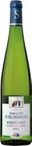 Domaines Schlumberger Les Princes Abbés Pinot Gris 2010, Ac Alsace Bottle