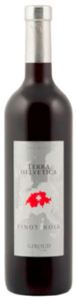 Helvetica Pinot Noir 2008, Vin De Pays Bottle