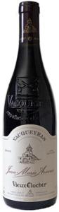 Jean Marie Arnoux Vieux Clocher Vacqueyras 2010, Ac Bottle
