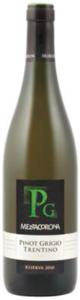 Mezzacorona Pinot Grigio Trentino Riserva 2010 Bottle