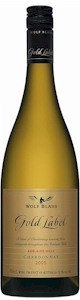 Wolf Blass Gold Label Chardonnay 2010, Adelaide Hills, South Australia Bottle