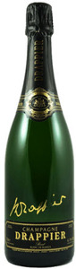 Drappier Signature Blanc De Blancs Brut Champagne, Ac Bottle