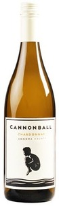 Cannonball Sonoma Chardonnay 2010 Bottle