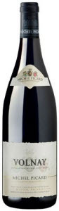 Michel Picard Volnay 2010, Ac Bottle