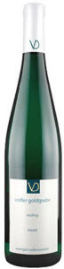 Vollenweider Wolfer Riesling 2011 Bottle