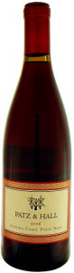 Patz & Hall Sonoma Coast Pinot Noir 2011, Sonoma County, California Bottle