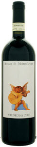 Valdicava Rosso Di Montalcino 2009 Bottle