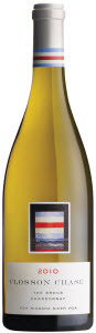 Closson Chase The Brock Chardonnay, Unfiltered 2010, Niagara River VQA Bottle