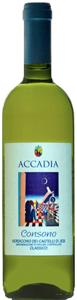 """Azienda Agricola Accadia Verdicchio Dei Castelli Di Jesi Classico """"Consono"""" 2011, Le Marche Bottle"""