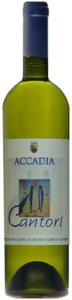 """Azienda Agricola Accadia Verdicchio Dei Castelli Di Jesi Classico Superiore """"Cantorí"""" 2011, Le Marche Bottle"""