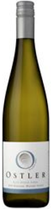 Ostler Riesling Blue House Vines 2010, Waitaki Valley Bottle