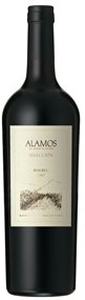 Malbec Alamos Seleccion Mendoza 2007 Bottle