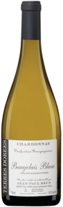 Jean Paul Brun Beaujolais Blanc Chardonnay 2010 Bottle