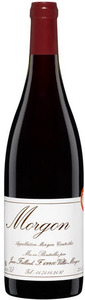 Jean Foillard Morgon 2010, Morgon Bottle