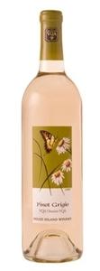 Pelee Island Pinot Grigio VQA 2008, VQA Ontario Bottle