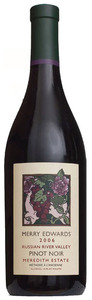 Merry Edwards Pinot Noir 2010, Russian River Valley Bottle