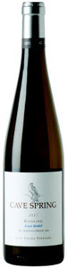 Cave Spring Estate Riesling 2009, Beamsville Bench Bottle
