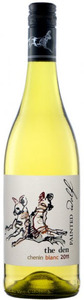 Painted Wolf The Den Chenin Blanc 2012, Coastal Region, South Africa Bottle