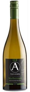 Astrolabe Province Sauvignon Blanc 2012, Marlborough, South Island Bottle