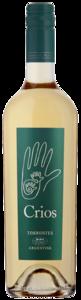 Crios Torrontés 2012, Argentina Bottle