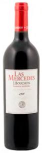 J. Bouchon Las Mercedes Reserva Especial Cabernet Sauvignon 2010, Maule Valley Bottle