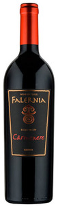 Falernia Reserva Carmenère 2010, Elqui Valley Bottle