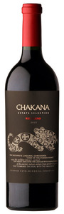 Chakana Estate Selection Red Blend 2011, Mendoza Bottle