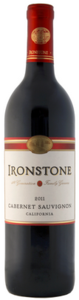 Ironstone Cabernet Sauvignon 2011, California Bottle