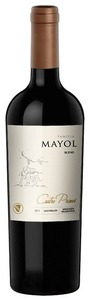 Familia Mayol Cuatro Primos 2008, Mendoza, Unfiltered Bottle