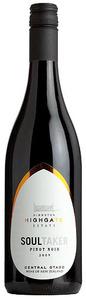 Gibbston Highgate Estate Soultaker Pinot Noir 2011, Central Otago, South Island Bottle