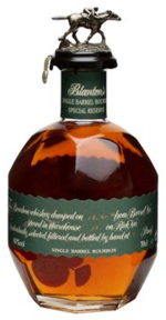 Blanton's Single Barrel Special Reserve Bourbon Bottle