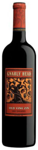 Gnarly Head Old Vine Zinfandel 2010, Lodi Bottle