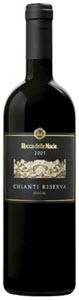Rocca Delle Macìe Chianti Riserva 2009 Bottle