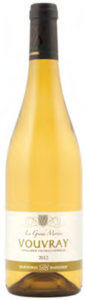 Donatien Bahuaud Les Grands Mortiers Vouvray 2012 Bottle