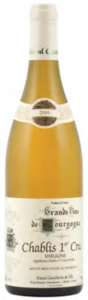 Domaine Raoul Gautherin & Fils Vaillons Chablis 1er Cru 2010, Ac Bottle