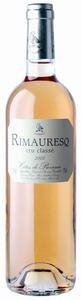 Domaine De Rimauresq Rosé 2012, Ac Côtes De Provence Bottle