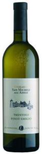 Istituto Agrario San Michele All'adige Pinot Grigio 2011, Doc Trentino Bottle