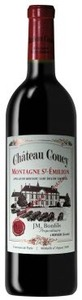 Château Coucy 2009, Ac Montagne Saint émilion Bottle