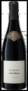 Laurent Miquel Bardou Saint Chinian 2007, Ac Bottle