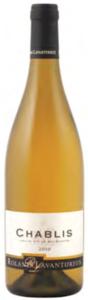 Roland Lavantureux Chablis 2010, Ac Bottle