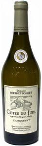 Domaine Berthet Bondet Côtes Du Jura Chardonnay 2010, Ac Bottle