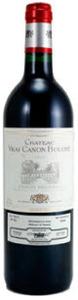 Chateau Vrai Canon Bouche 2003, Canon Fronsac Bottle
