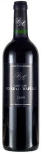 Chateau Beard La Chapelle 2010 Bottle