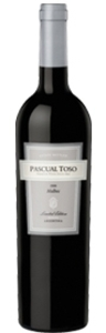 Pascual Toso Malbec Limited Edition 2010, Mendoza Bottle