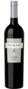 Pascual Toso Malbec Limited Edition 2010, Mendoza Bottle